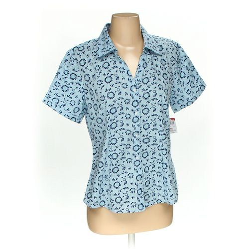 Basic Editions Button-up Shirt in size S at up to 95% Off - Swap.com