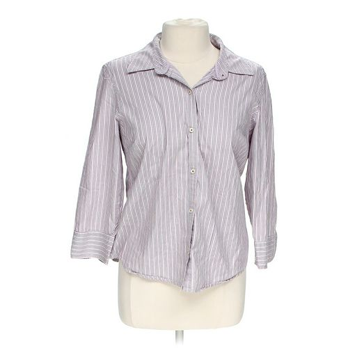 Bass Button-up Shirt in size L at up to 95% Off - Swap.com