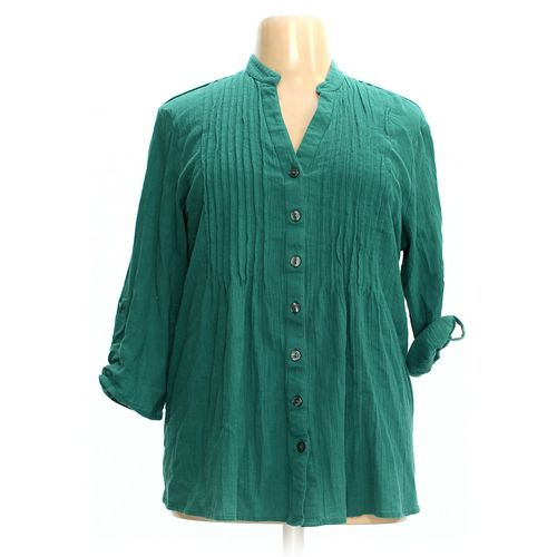 Blair Button-up Shirt in size XL at up to 95% Off - Swap.com
