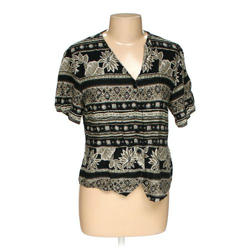 Bobbie Brooks Button-up Shirt in size L at up to 95% Off - Swap.com