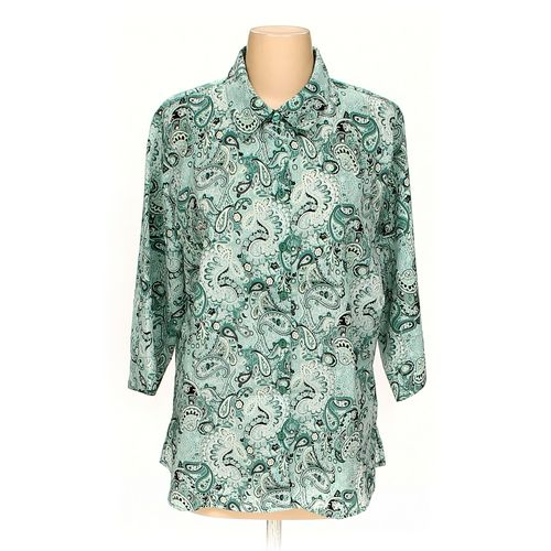 BonWorth Button-up Shirt in size M at up to 95% Off - Swap.com