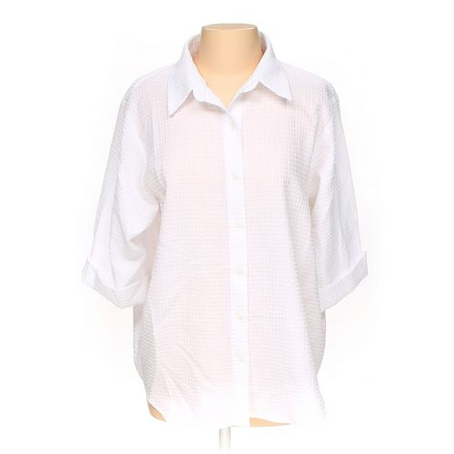 BonWorth Button-up Shirt in size L at up to 95% Off - Swap.com