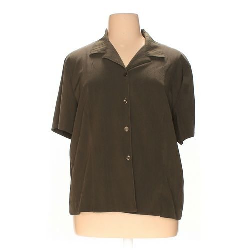 Briggs Button-up Shirt in size 2X at up to 95% Off - Swap.com