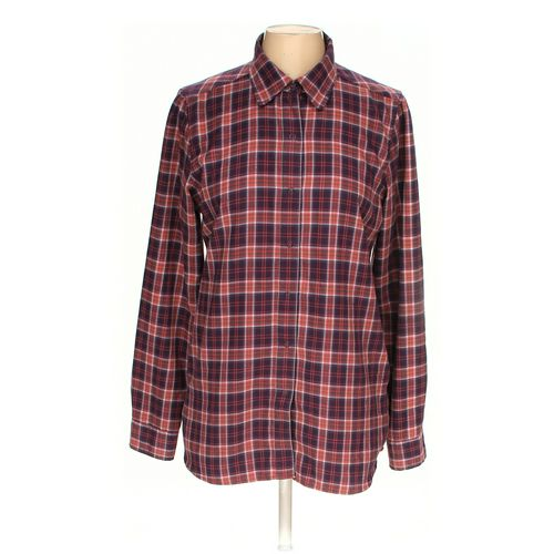 Burton Button-up Shirt in size M at up to 95% Off - Swap.com