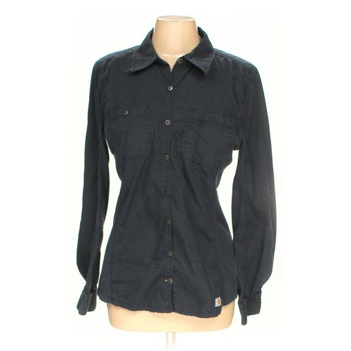 Carhartt Button-up Shirt in size M at up to 95% Off - Swap.com