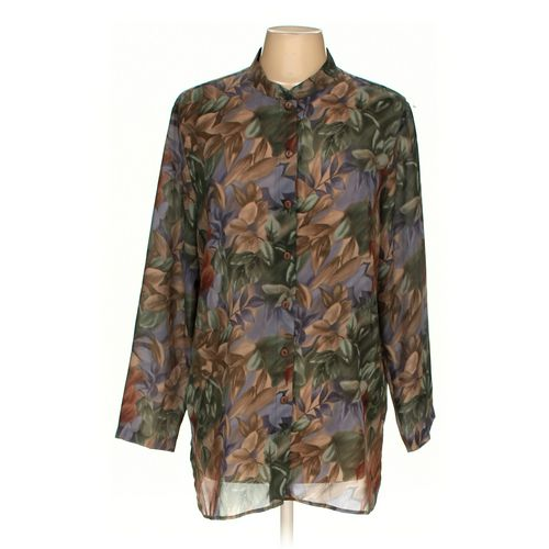 Caribou Button-up Shirt in size M at up to 95% Off - Swap.com