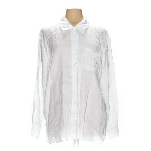 Carlie's Court Button-up Shirt in size XL at up to 95% Off - Swap.com