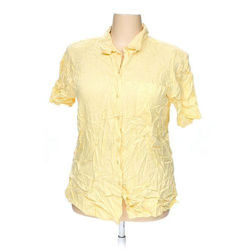 Carolina Colours Button-up Shirt in size 20 at up to 95% Off - Swap.com