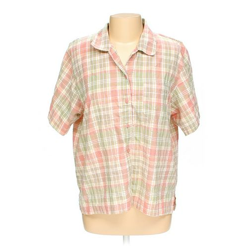 Casual Corner Annex Button-up Shirt in size L at up to 95% Off - Swap.com