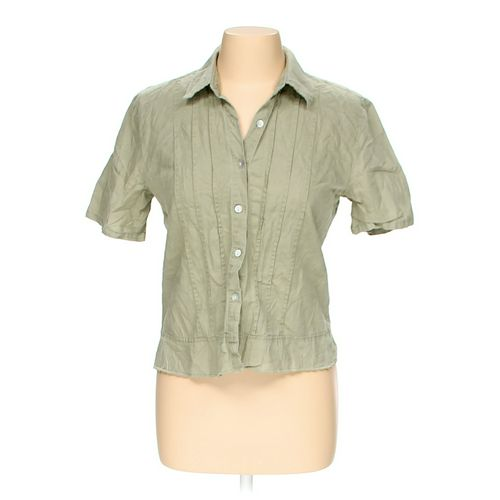Casual Corner Annex Button-up Shirt in size M at up to 95% Off - Swap.com