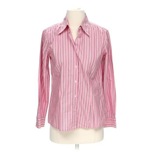 Casual Corner Button-up Shirt in size 2 at up to 95% Off - Swap.com