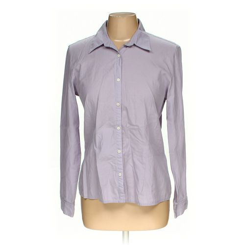 Casual Corner Button-up Shirt in size 8 at up to 95% Off - Swap.com
