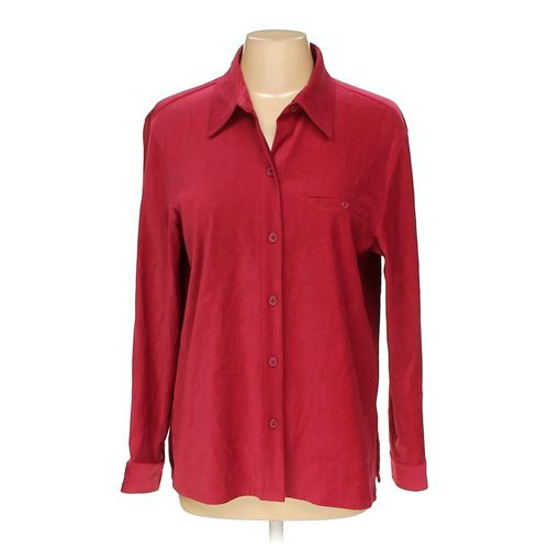 Casual Corner Button-up Shirt in size M at up to 95% Off - Swap.com