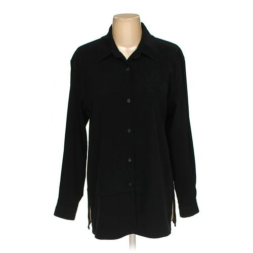 Casual Corner Button-up Shirt in size S at up to 95% Off - Swap.com
