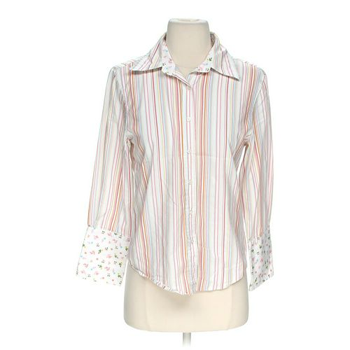 catherine steward Button-up Shirt in size S at up to 95% Off - Swap.com