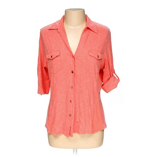 Cathy Daniels Button-up Shirt in size L at up to 95% Off - Swap.com