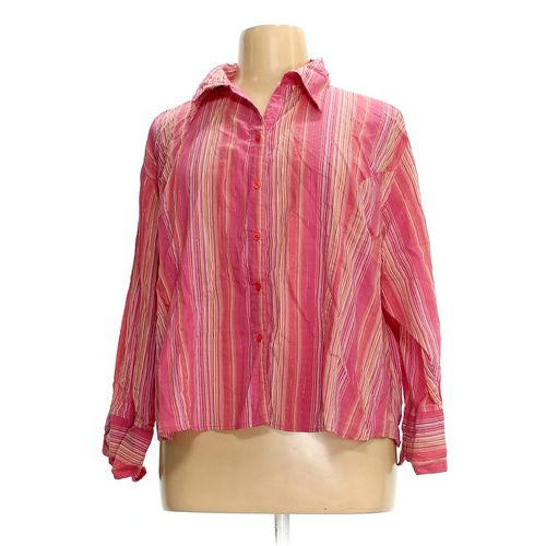 Cato Button-up Shirt in size 22 at up to 95% Off - Swap.com