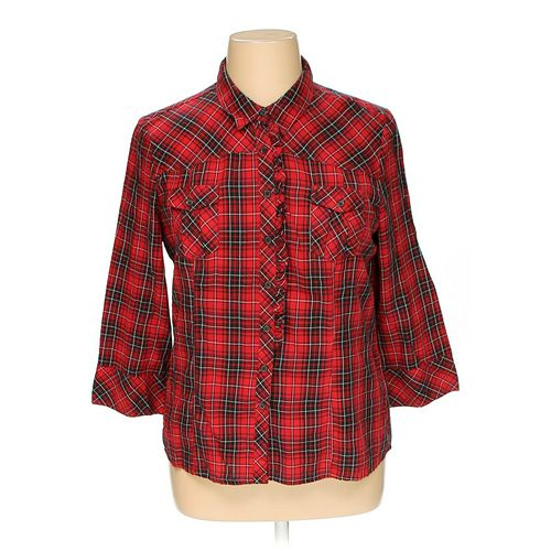 Cato Button-up Shirt in size XL at up to 95% Off - Swap.com