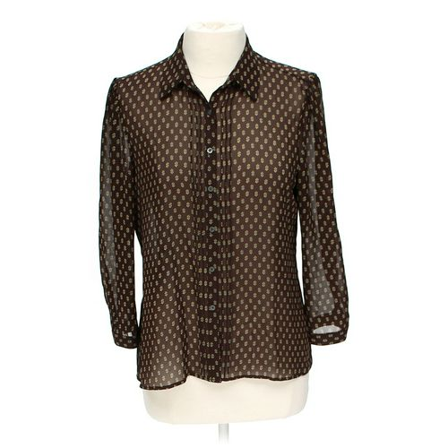 Chaps Button-up Shirt in size 12 at up to 95% Off - Swap.com