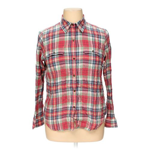 Chaps Button-up Shirt in size XL at up to 95% Off - Swap.com