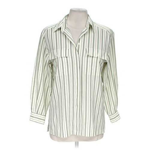 Charlotte Russe Button-up Shirt in size M at up to 95% Off - Swap.com