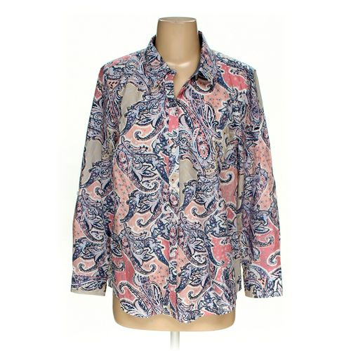 Charter Club Button-up Shirt in size S at up to 95% Off - Swap.com