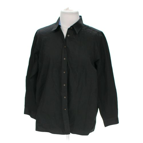 Chestnut Hill Button-up Shirt in size 2X at up to 95% Off - Swap.com