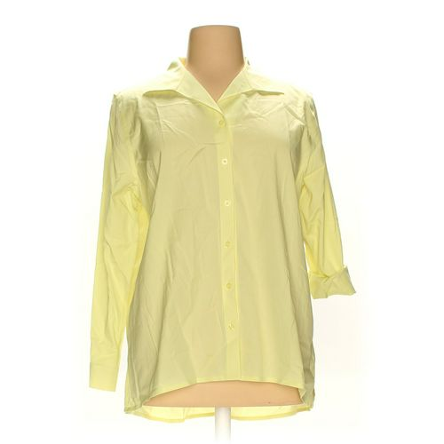 Chico's Button-up Shirt in size XL at up to 95% Off - Swap.com