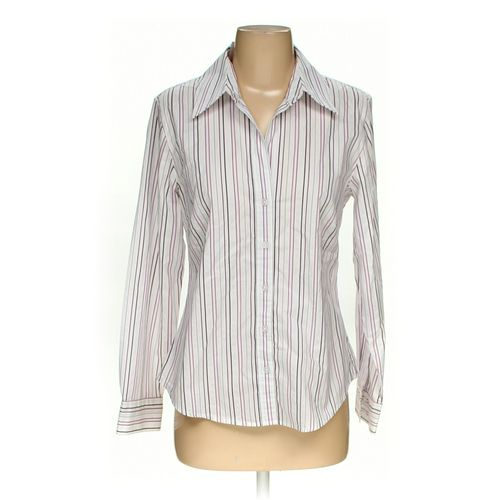 Chico's Button-up Shirt in size 4 at up to 95% Off - Swap.com