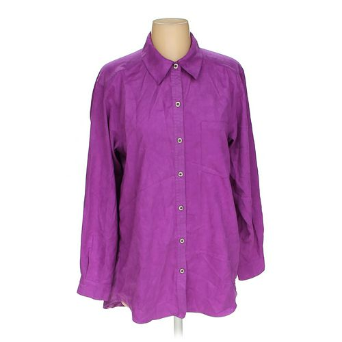 Chico's Button-up Shirt in size S at up to 95% Off - Swap.com
