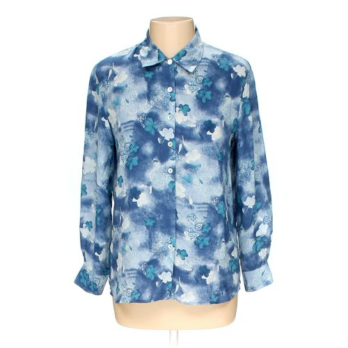 Christie & Jill Button-up Shirt in size 10 at up to 95% Off - Swap.com