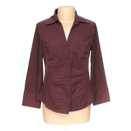 Christopher & Banks Button-up Shirt in size L at up to 95% Off - Swap.com