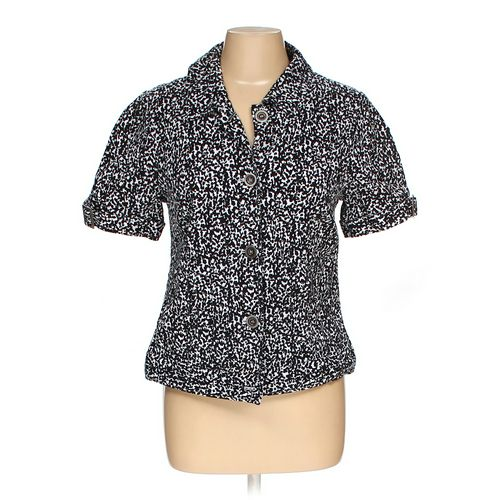 Christopher & Banks Button-up Shirt in size M at up to 95% Off - Swap.com