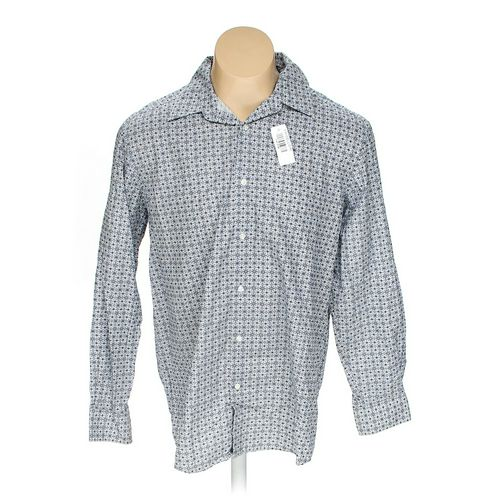 Claiborne Button-up Shirt in size L at up to 95% Off - Swap.com
