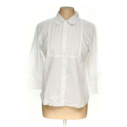 Classic Elements Button-up Shirt in size M at up to 95% Off - Swap.com