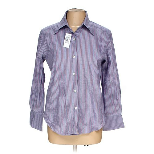 Classiques Entier Button-up Shirt in size M at up to 95% Off - Swap.com