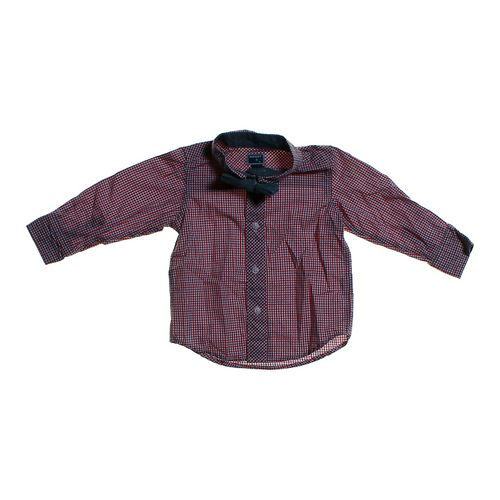 Old Navy Button-up Shirt & Clip-on Bow Tie in size 18 mo at up to 95% Off - Swap.com