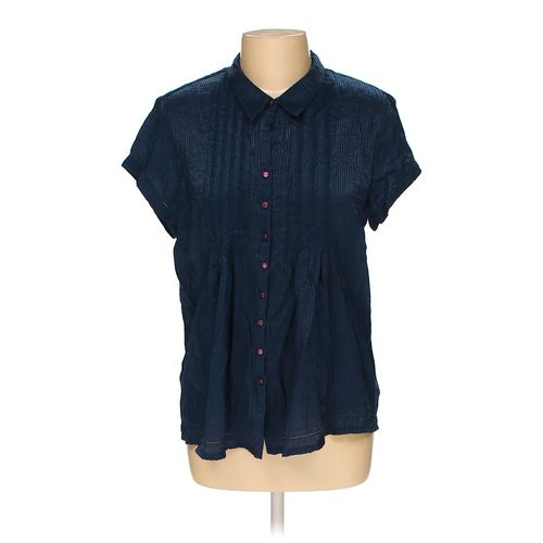 Coldwater Creek Button-up Shirt in size L at up to 95% Off - Swap.com