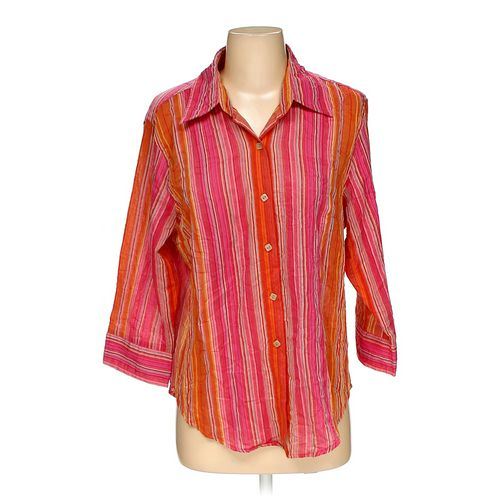 e356d0a5 Coldwater Creek Button-up Shirt in size S at up to 95% Off -