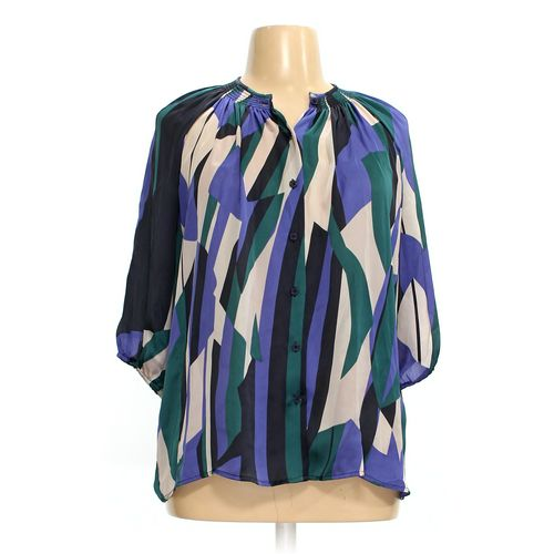 Collective Concepts Button-up Shirt in size 2X at up to 95% Off - Swap.com