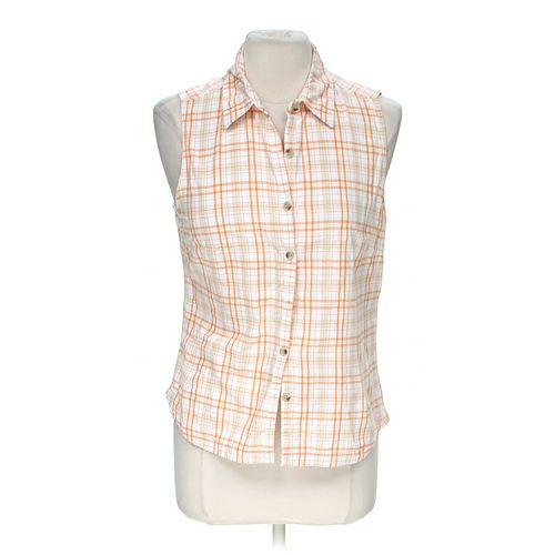Columbia Sportswear Company Button-up Shirt in size M at up to 95% Off - Swap.com
