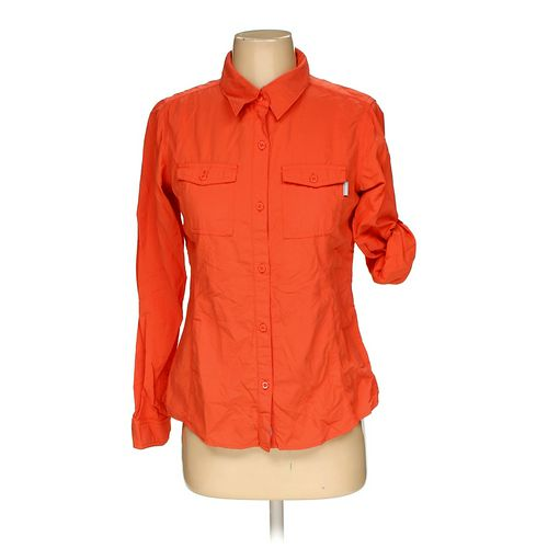 Columbia Sportswear Company Button-up Shirt in size XS at up to 95% Off - Swap.com