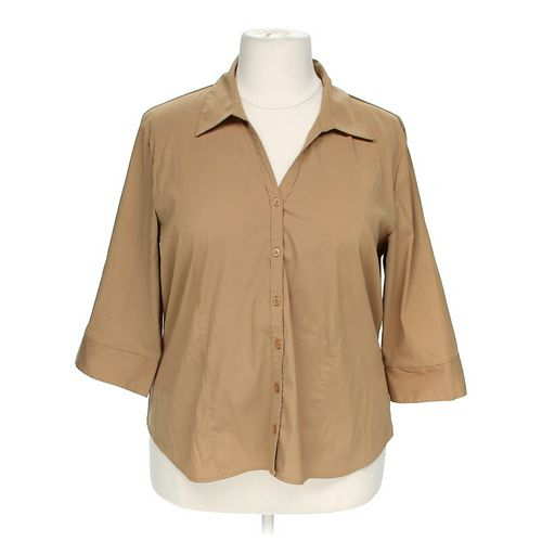 COMO Button-up Shirt in size 2X at up to 95% Off - Swap.com