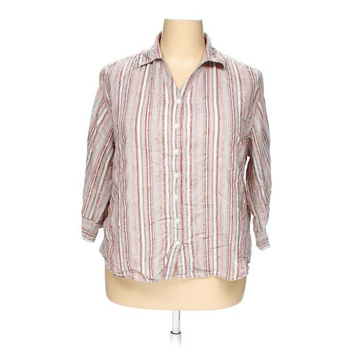 Company One Button-up Shirt in size 3X at up to 95% Off - Swap.com