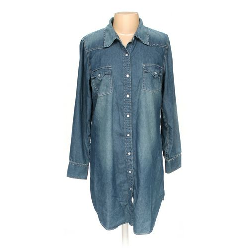 Cowgirl Hardware Button-up Shirt in size L at up to 95% Off - Swap.com