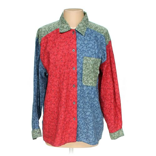 Crazy Horse Button-up Shirt in size L at up to 95% Off - Swap.com
