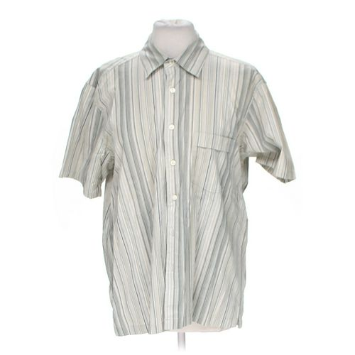 Croft & Barrow Button-up Shirt in size L at up to 95% Off - Swap.com