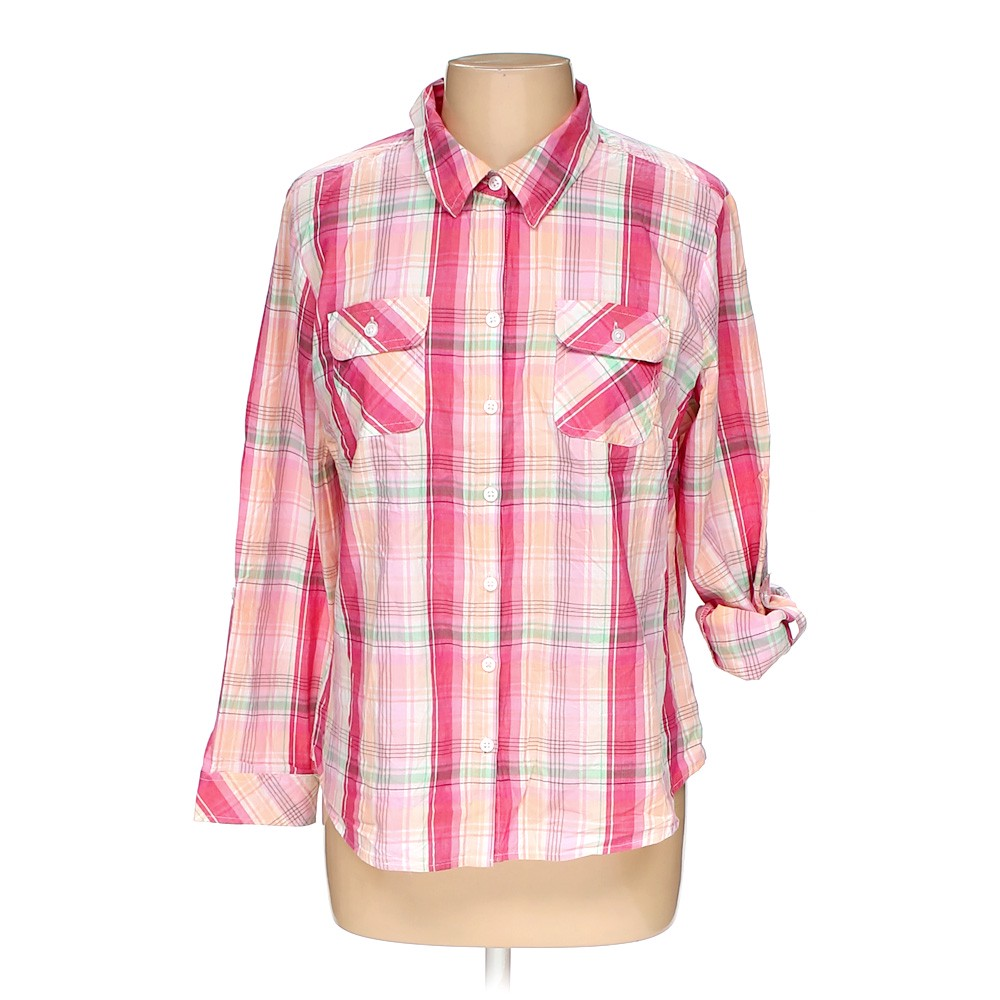 1092bdda22ebb Croft   Barrow Button-up Shirt in size L at up to 95% Off