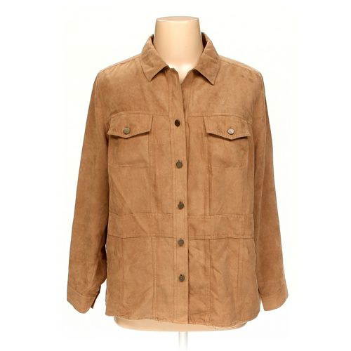 Croft & Barrow Button-up Shirt in size 1X at up to 95% Off - Swap.com