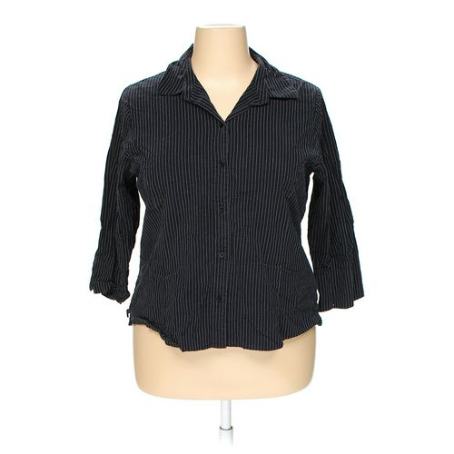 Croft & Barrow Button-up Shirt in size 2X at up to 95% Off - Swap.com
